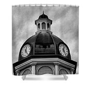 Time IIi Shower Curtain