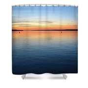 Time Of Dawn  Shower Curtain
