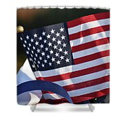Time Of Remembrance  Shower Curtain