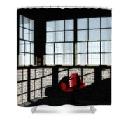 Time Out Shower Curtain