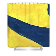 Time River Shower Curtain