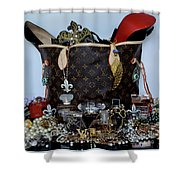 Timeless Beautiful Accessories 46 Shower Curtain