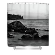 Timeless Nature Shower Curtain