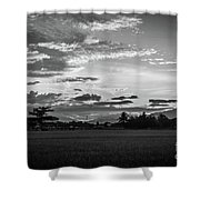 Timeless Sunsets Shower Curtain