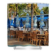 Times Square Of Ft Myers Shower Curtain