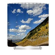 Timpooneke View Shower Curtain