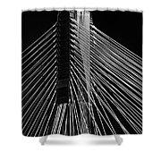 Ting Kau Bridge Hong Kong Shower Curtain