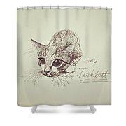 Tinkbott Shower Curtain