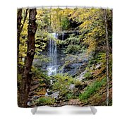 Tinker Falls Shower Curtain