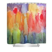 Tiptoe Shower Curtain
