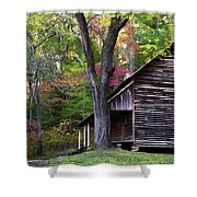 Tipton's Place Shower Curtain