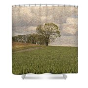 Tired Of Being Alone Shower Curtain