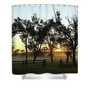 Tireen 2am-001417 Shower Curtain