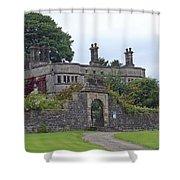 Tissington Hall Shower Curtain
