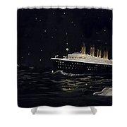 Titanic Shower Curtain