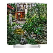 Tito Nonet's Place 1 Shower Curtain