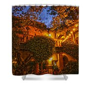 Tlaquepaque Evening Shower Curtain