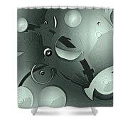 Tmksdsny13 Shower Curtain