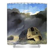 To Be Or Not To Be 24x30 Shower Curtain