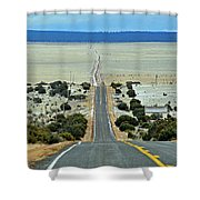 To Eternity Shower Curtain