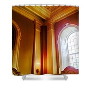 To God Be The Glory Shower Curtain