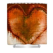 To Heart Shower Curtain