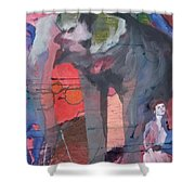 To Jean, The King Of Spain  Shower Curtain