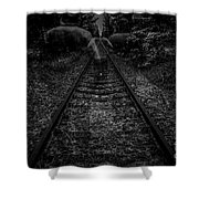 To Pace Shower Curtain