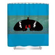 To Soar Shower Curtain