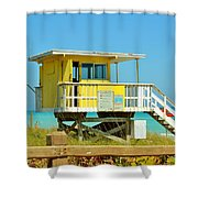 To The Rescue 11 Shower Curtain