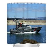 To The Rescue 2 Shower Curtain