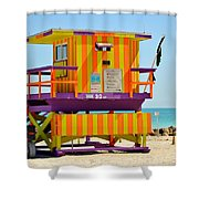 To The Rescue 3 Shower Curtain