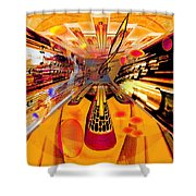 Toccata- Masters View Shower Curtain