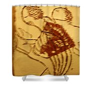 Today - Tile Shower Curtain