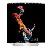 Todd Rundgren And The Fool Shower Curtain