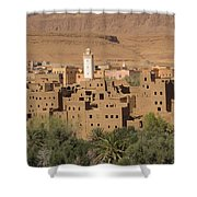 Todra Oasis Shower Curtain
