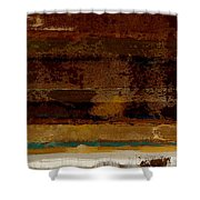 Togetherness II Shower Curtain