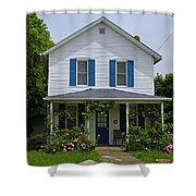 Toledo House Shower Curtain