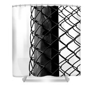 Tolerated Tight Shower Curtain