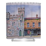 Toll House  Limerick Shower Curtain
