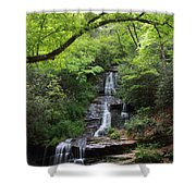 Tom Branch Falls - Gsmnp Shower Curtain