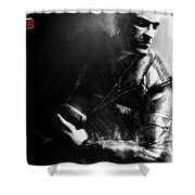 Tom Clancy's Splinter Cell Double Agent Shower Curtain
