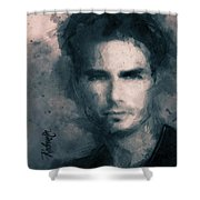 Tom Cruise Shower Curtain