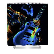 Conjuring Magical Sounds Shower Curtain