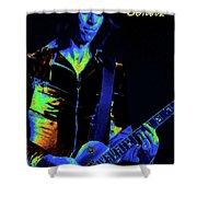 Cosmic Guitar 3 Shower Curtain