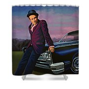 Tom Waits Shower Curtain