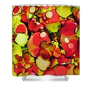 Tomato Plant Shower Curtain