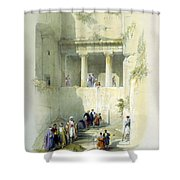 Tomb Of St. James Shower Curtain