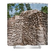 Tombs At Oxtankah Shower Curtain