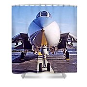 Tomcat Shower Curtain
